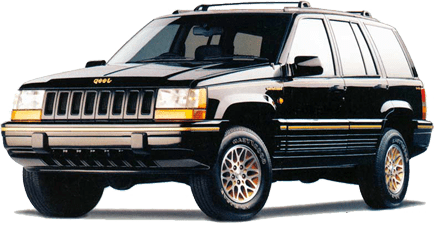 Cherokee 1993-98