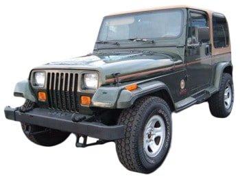 Wrangler 1987-1996