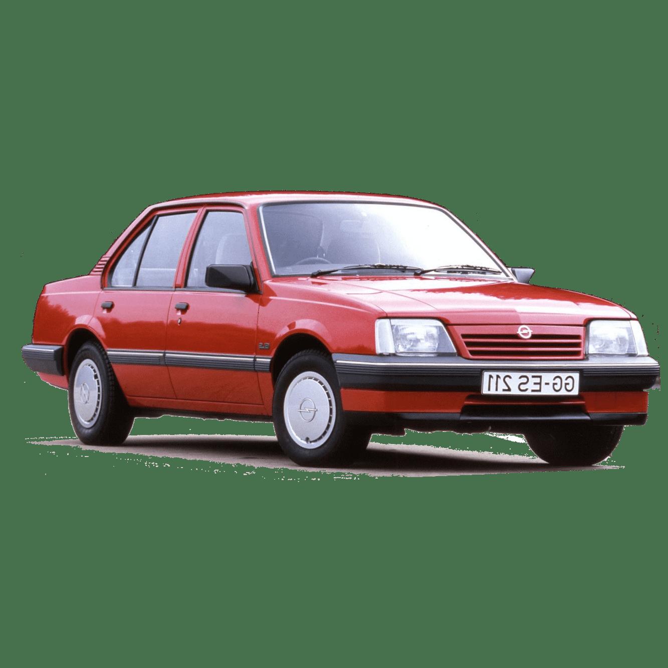 Ascona C (1981-1988)