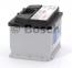 Аккумулятор BOSCH S3 41AH R+ 360A (EN) (Низкобазовый) 4