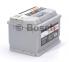 Аккумулятор Bosch S5 Silver Plus 61AH R+600A (EN) (Низкобазовый) 10