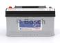 Аккумулятор Bosch S3 90AH R+720A 6