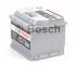 Аккумулятор Bosch S5 Silver Plus 52AH R+520A (EN) (Низкобазовый) 2