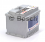 Аккумулятор Bosch S5 Silver Plus 52AH R+520A (EN) (Низкобазовый) 4