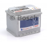 Аккумулятор Bosch S5 Silver Plus 52AH R+520A (EN) (Низкобазовый) 5