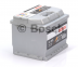 Аккумулятор Bosch S5 Silver Plus 52AH R+520A (EN) (Низкобазовый) 11