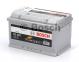 Аккумулятор Bosch S5 Silver Plus 74AH R+750A (EN) (Низкобазовый) 0
