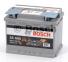 Аккумулятор Bosch S5 AGM 60AH R+680A  0