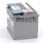 Аккумулятор Bosch S5 AGM 60AH R+680A  3