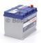 Аккумулятор Bosch S4 Silver 70AH JR+630A (EN) 10