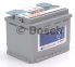 Аккумулятор Bosch S5 AGM 60AH R+680A  5