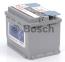 Аккумулятор Bosch S5 AGM 60AH R+680A  8