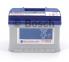 Аккумулятор Bosch S4 60AH R+540A (EN) (Низкобазовый) 6