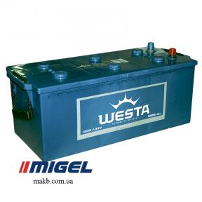 Аккумулятор WESTA 225AH L+ 1500A