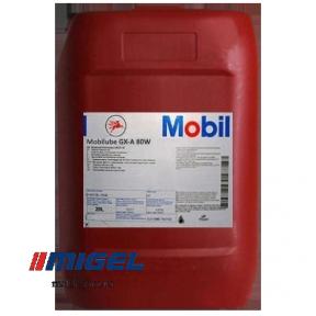 Трансмиссионное масло Mobilube GX-A 80W