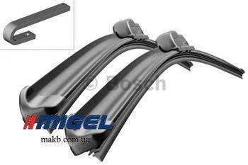 Дворники Bosch (3397118902) Aerotwin retrofit L530/475 к-т #A533S