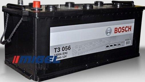 Аккумулятор BOSCH 190Ah L+ 1200А (Т3056)