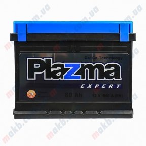 Аккумулятор Plazma Expert 60Ah L+ 540A