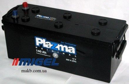 Аккумулятор Plazma Original 140Ah L+ 680A