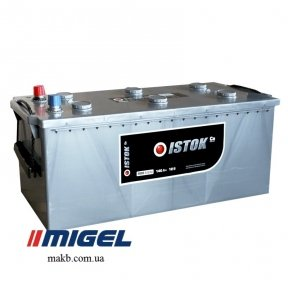 Аккумулятор ISTOK 140 Ач L+ 900А