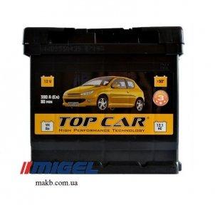 Аккумулятор TOP CAR 44Ah R+ 390A