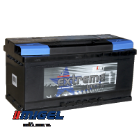 Аккумулятор Extreme Ultra (SMF) 100AH R+ 870A (низкобазовый)