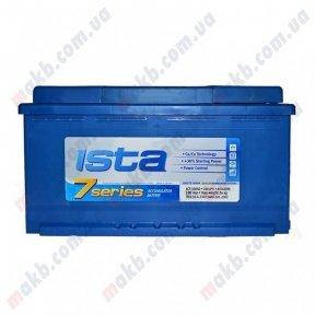 Аккумулятор Ista 7 series 100Ah R+ 850A