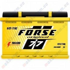 Аккумулятор Forse 77Ah R+ 760A