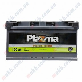 Аккумулятор Plazma Premium 100AH R+ 950A