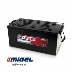 Аккумулятор Mutlu Mega Calcium 225Ah L+ 1450A