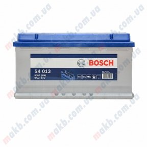 Аккумулятор Bosch S4 Silver 95AH R+800A (EN)