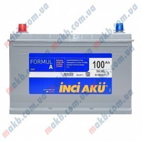 Аккумулятор INCI-AKU Formul A 100Ah JL+ 760A