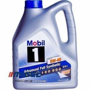 Моторное масло MOBIL 1  FS 5W-40