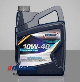Масло моторное Pennasol PL Lightrun 2000 10w-40