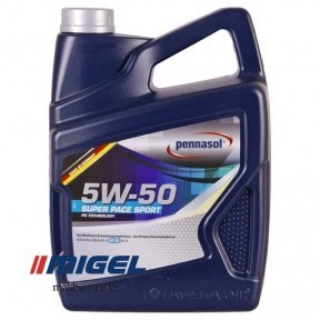 Моторное масло Pennasol Super Pace Sport 5W-50