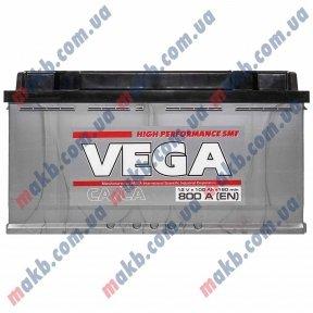 Аккумулятор Vega HP STANDART 100Ah R+ 800A