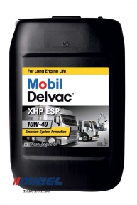 Моторное масло Mobil Delvac XHP ESP 10W-40