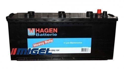 Аккумулятор Hagen 190Ah L+ 1000A