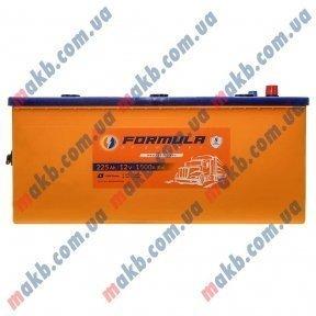 Аккумулятор FORMULA 225Ah L+ 1500A