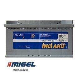 Аккумулятор INCI-AKU Formula A 100Ah R+ 860A