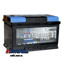 Аккумулятор Extreme Ultra (SMF) 80AH R+ 780A (низкобазовый)