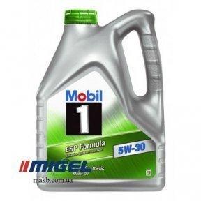 Моторное масло Mobil ESP Formula 5W-30