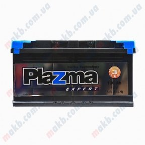 Аккумулятор Plazma Expert 100AH R+ 850A