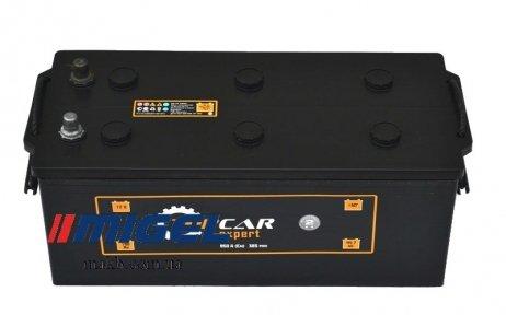 Аккумулятор TOP CAR Expert 190Ah L+ 950A