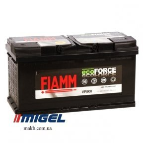 Аккумулятор Fiamm Ecoforce AGM 90Ah R+ 900A