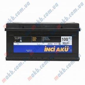 Аккумулятор INCI-AKU Supr A 100Ah R+ 860A