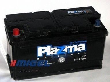 Аккумулятор Plazma Original 95Ah L+ 680A