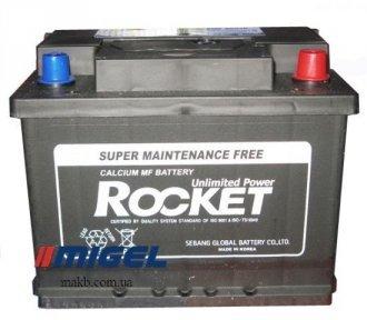 Аккумулятор Rocket 74Ah R+ 640A