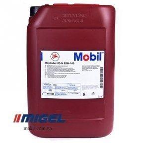 Трансмиссионное масло Mobilube HD-N 80W-140