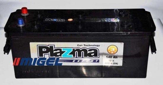 Аккумулятор Plazma Expert 140Ah L+ 800A